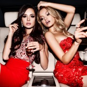 BM_Sexy girls in the car-Celebrating_90327742