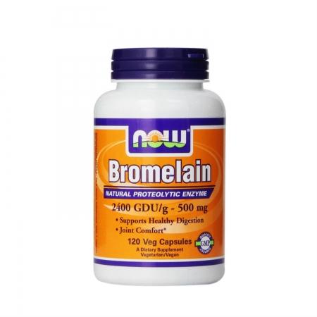 now-bromelain