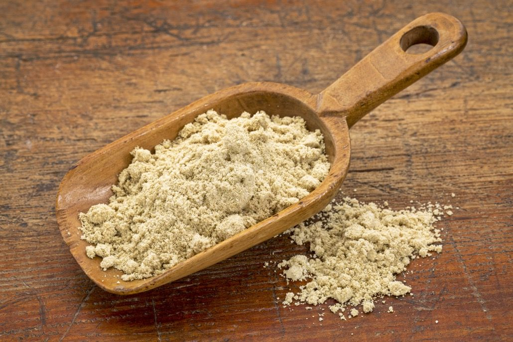 BM_scoop of rice bran_75709233