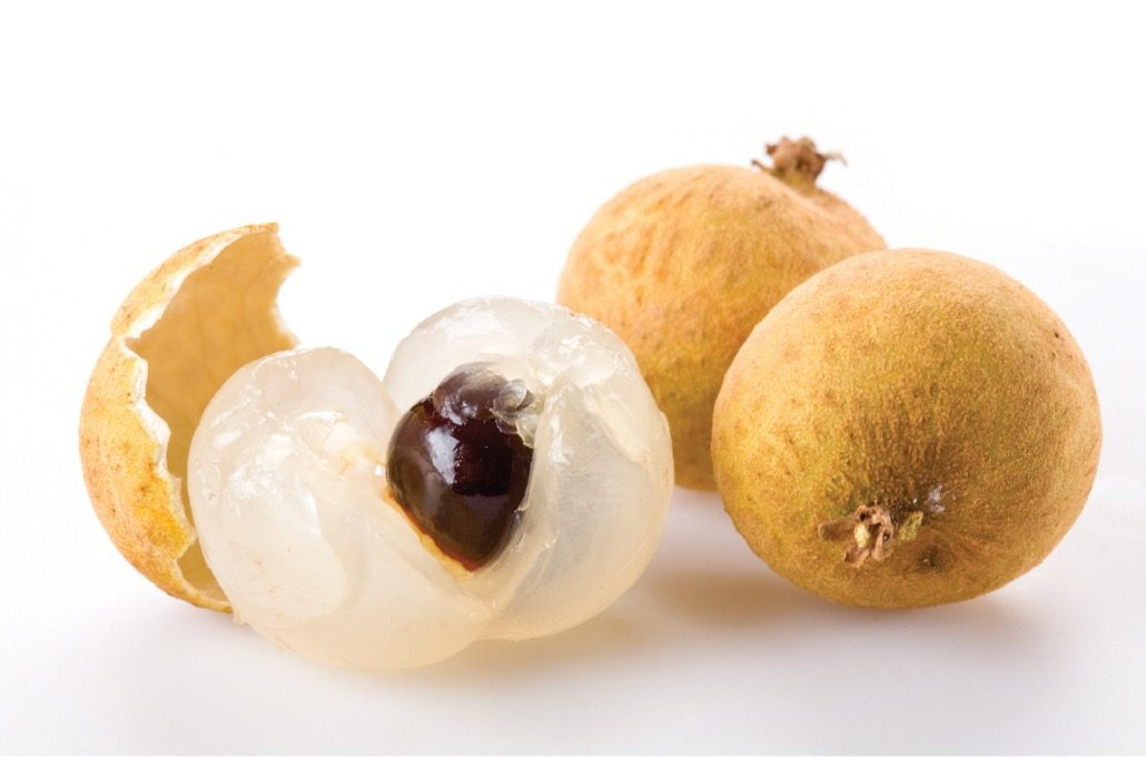 BM_Tropical fruits longan, fruit background