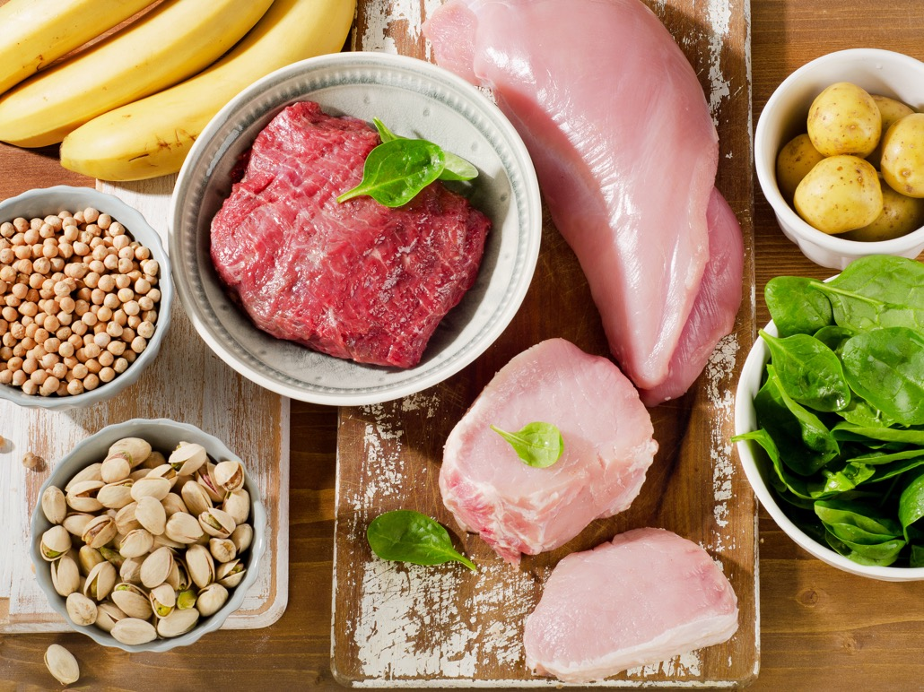 BM_Foods Highest in Vitamin B6_100875317