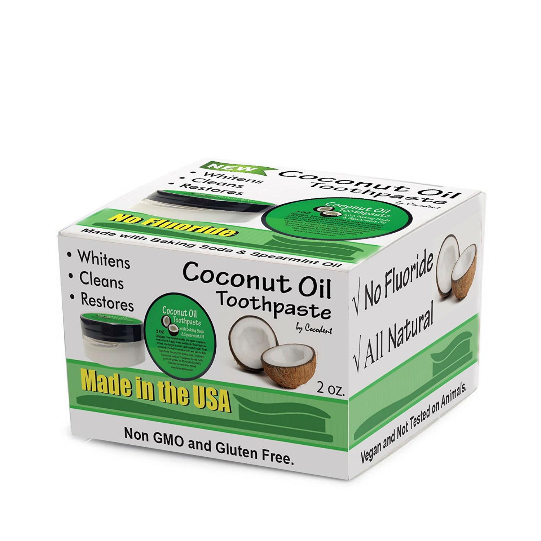 ココナッツ オイル 歯磨き